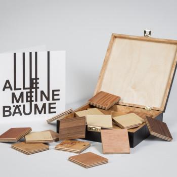 Holzmemorey € 38.-